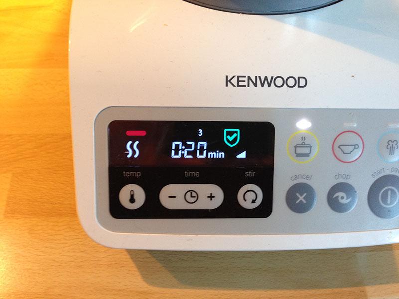Technik zu Hause: Praxistest Multi-Cooker Kenwood kCook