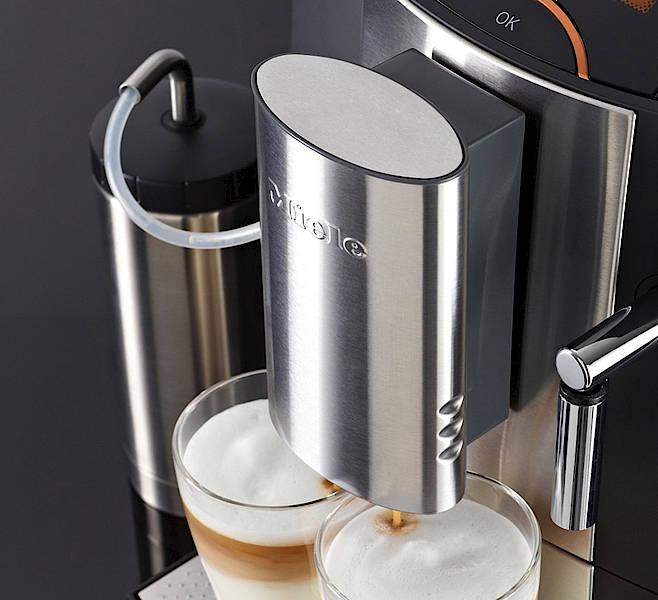 technik zu hause praxistest miele cm 5200 kaffeevollautomat. Black Bedroom Furniture Sets. Home Design Ideas