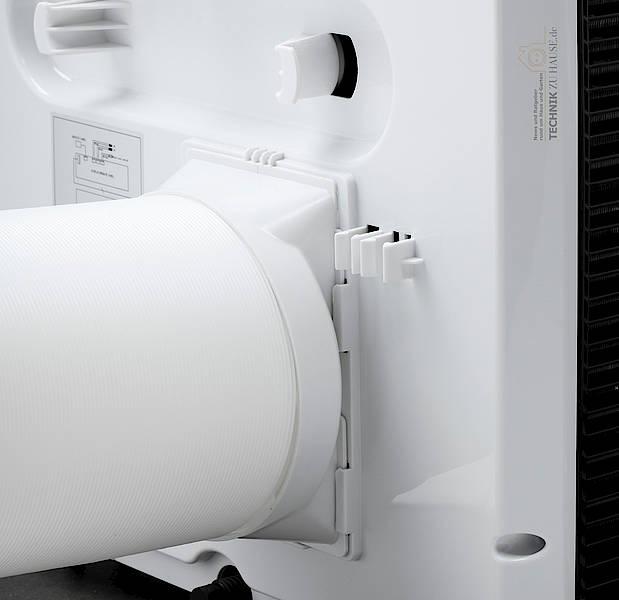 Technik Zu Hause Praxistest Mobile Klimaanlage Comedes Mka 2000