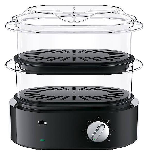 Hause Rooftop Kitchen Setiabudi: Technik Zu Hause: Praxistest 4 Dampfgarer Von WMF, Braun