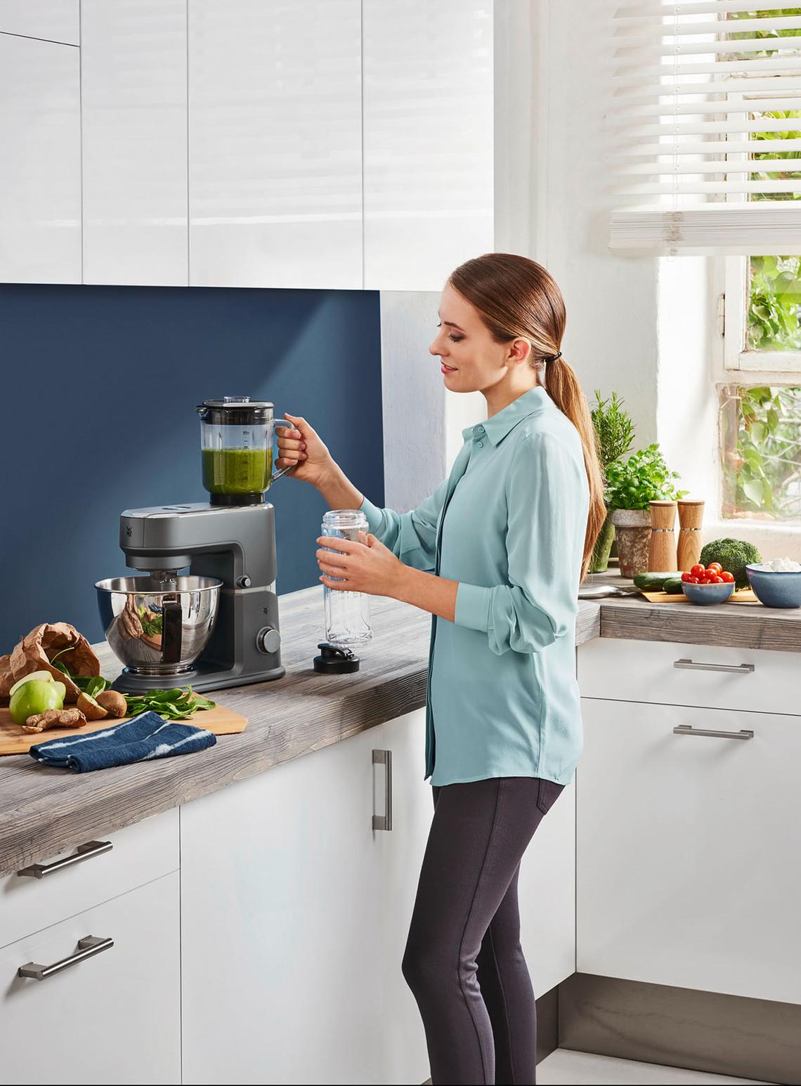 Wmf Küchenmaschine One For All Test 2021