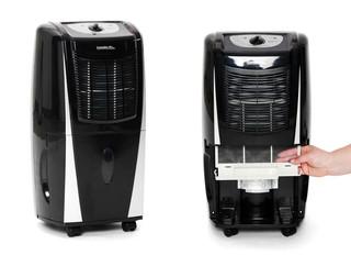 Kühlschrank Entfeuchter : Technik zu hause: praxistest comedes ltr 100 luftentfeuchter