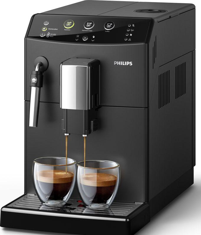technik zu hause philips easy cappuccino 3000. Black Bedroom Furniture Sets. Home Design Ideas