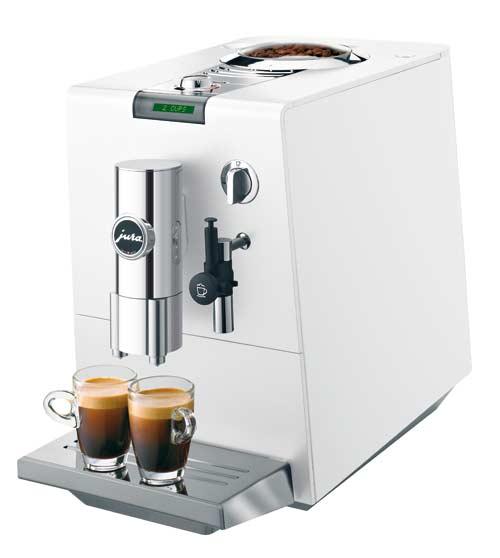 technik zu hause jura ena5 kaffeevollautomat f r puristen. Black Bedroom Furniture Sets. Home Design Ideas