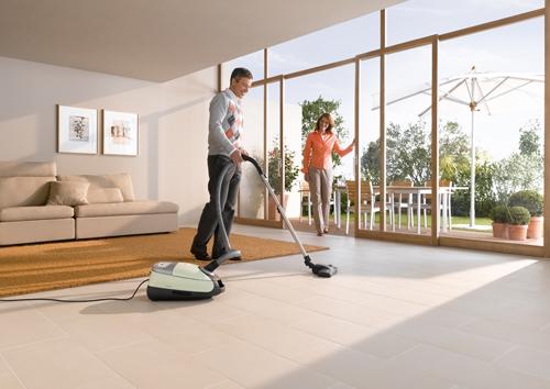 technik zu hause miele staubsauger s5 ecoline green. Black Bedroom Furniture Sets. Home Design Ideas