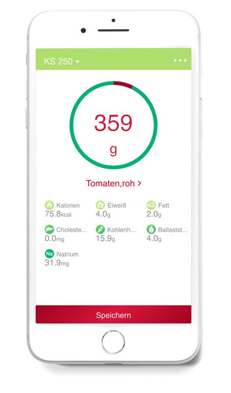 Wunderbar Küchenwaage App Iphone Ideen - Kicthen Dekorideen - nuier.com