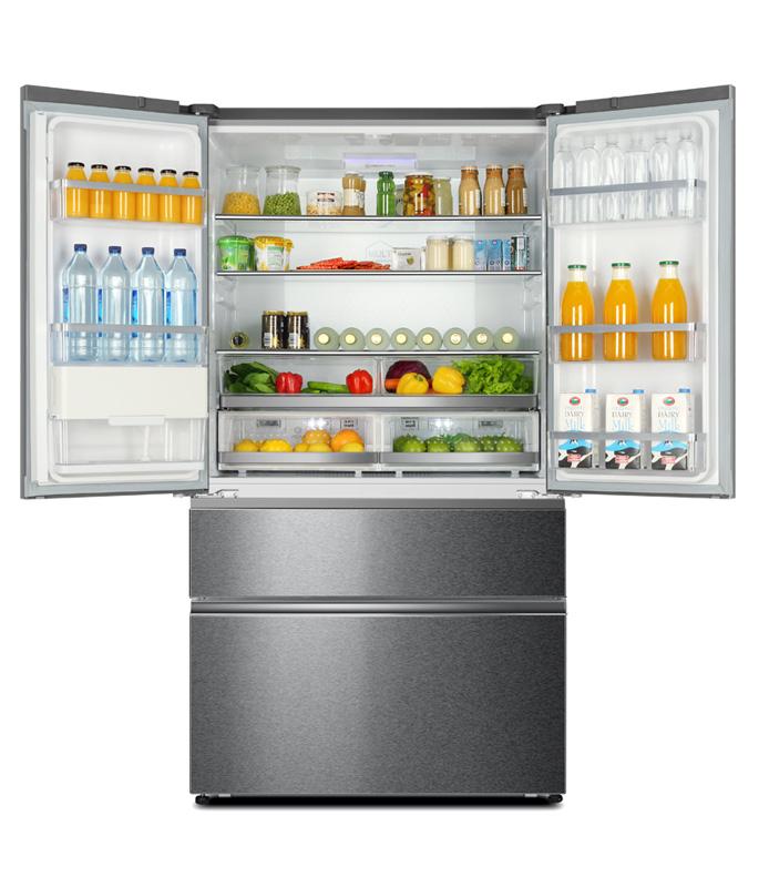 Technik zu Hause: Haier Design French-Door-Kühlschrank