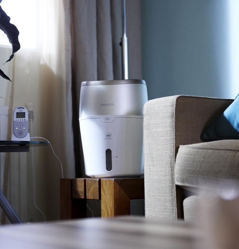 technik zu hause philips hilfreich bei allergien. Black Bedroom Furniture Sets. Home Design Ideas