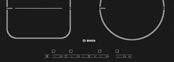 Technik Zu Hause Bosch Flexinduction Intelligente Induktionskochfelder