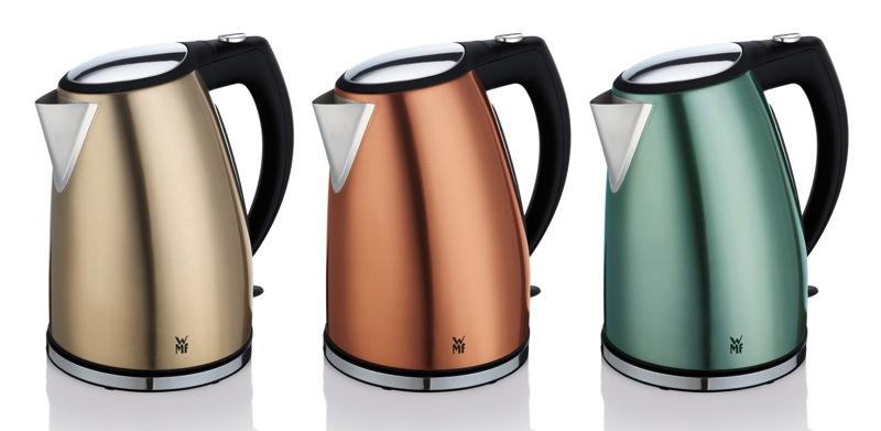 Technik zu Hause: WMF Cashmira: Modern gestalteter Wasserkocher