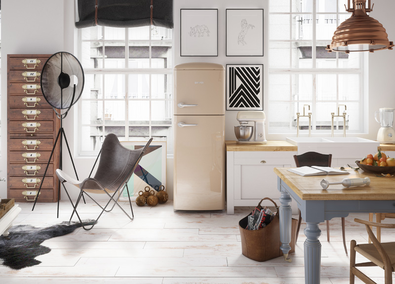 Gorenje Kühlschrank Beige : Technik zu hause gorenje cool die neuen festlichen farben