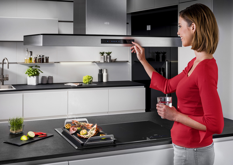 Technik Zu Hause Kochen Ohne Dunst