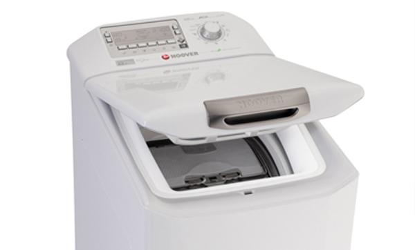 Technik zu hause hoover dynamic toplader schmale waschmaschine