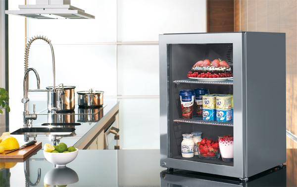 Kleiner Kühlschrank Glastür : Technik zu hause liebherr cool mini kleiner frischekick