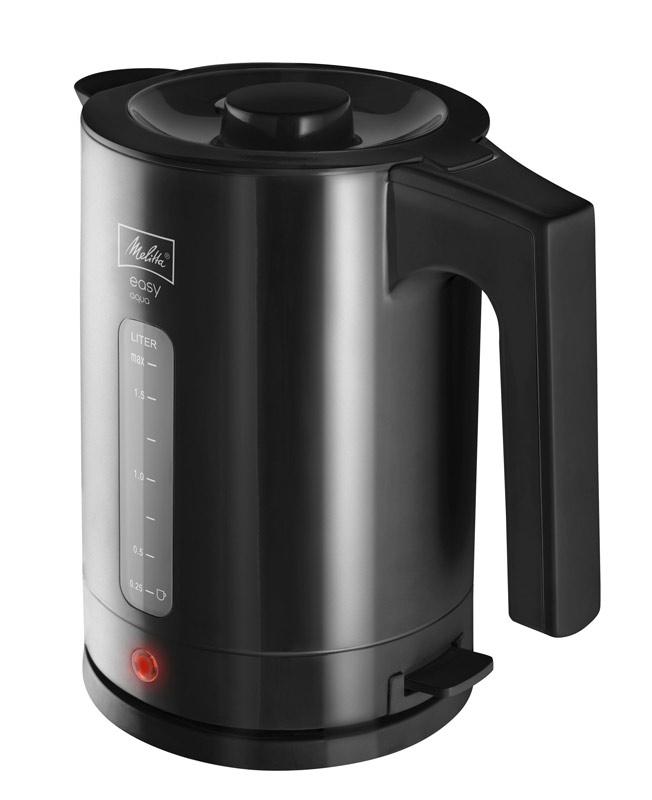 Technik zu Hause: Melitta Wasserkocher Easy Aqua