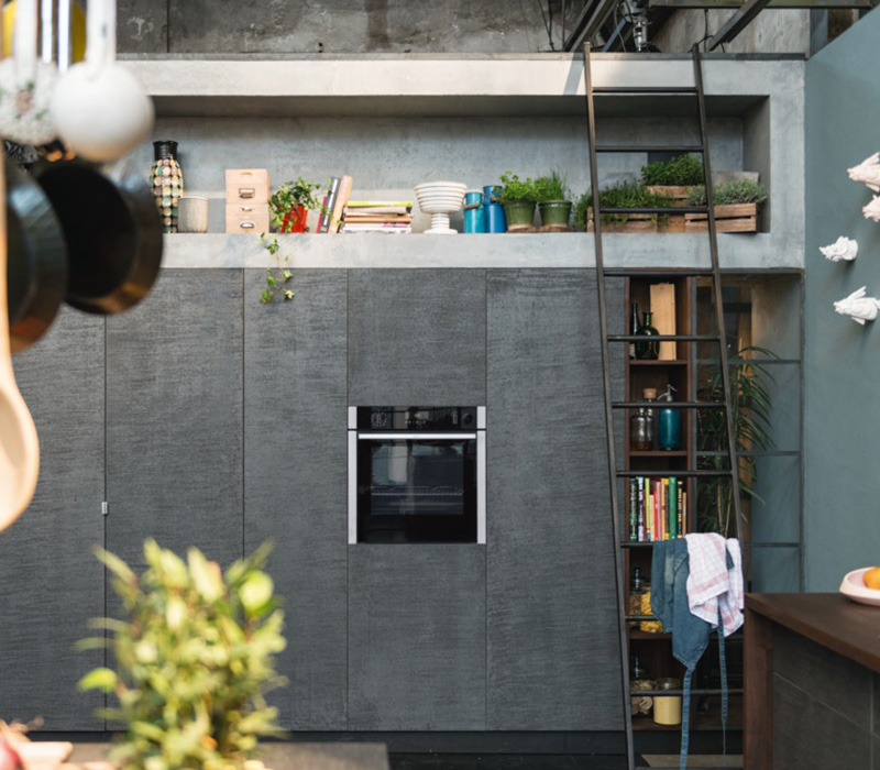 technik zu hause neff komfort in allen klassen. Black Bedroom Furniture Sets. Home Design Ideas