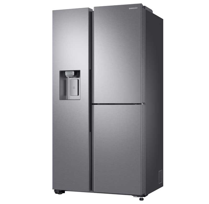Technik zu Hause: Samsung Side-by-Side Kühlschränke: edle Raumwunder