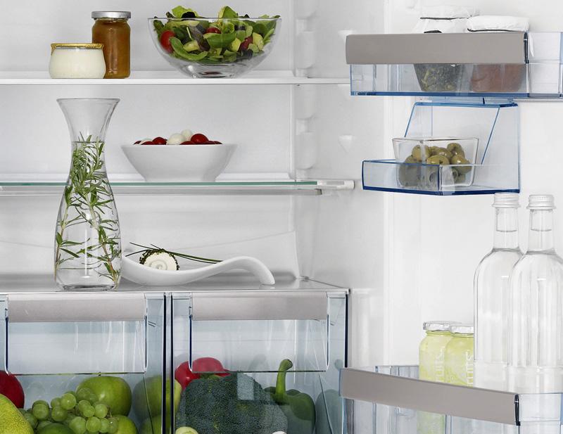 Aeg Kühlschrank Coolmatic : Technik zu hause: aeg santo