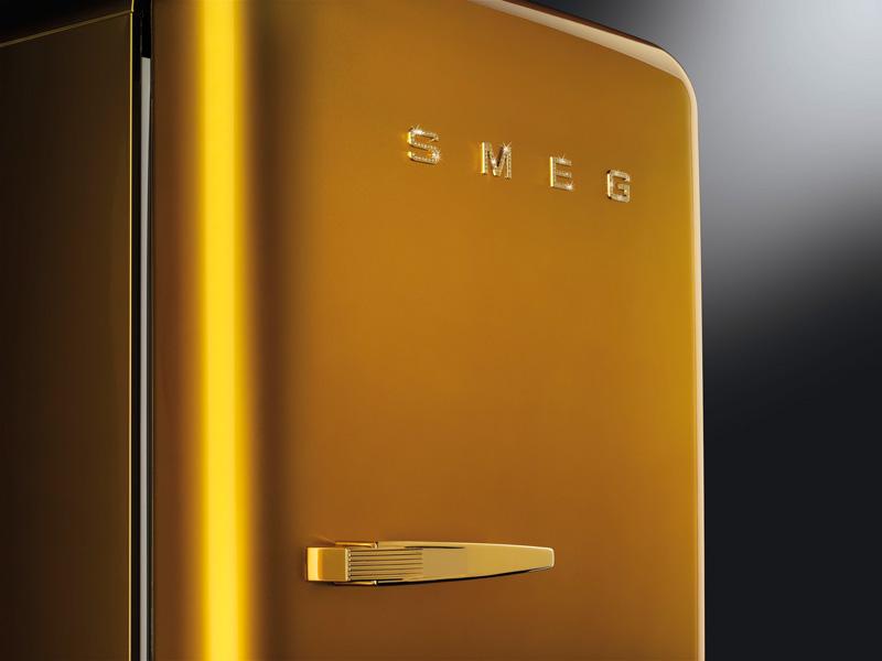 Smeg Kühlschrank Verbrauch : Technik zu hause: smeg: wow alles gold was glänzt