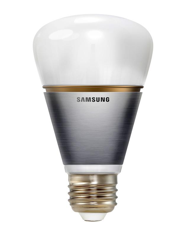 Technik zu Hause: Samsung LED Smart Bulb