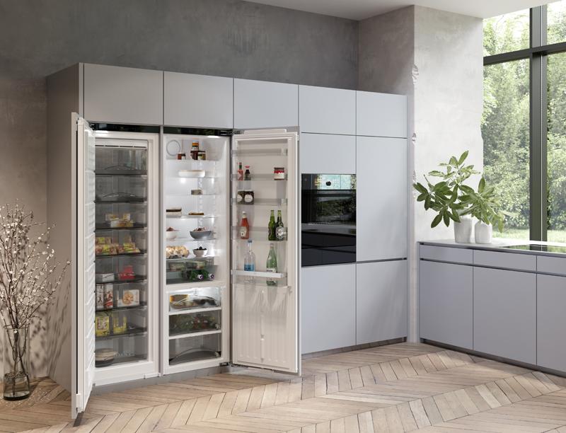 Side By Side Einbau Kühlschrank Liebherr : Side by side kühlschrank weinfach: side by side kühlschrank test