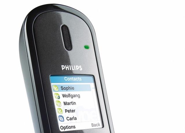 technik zu hause philips voip 841 internet telefonie ohne pc. Black Bedroom Furniture Sets. Home Design Ideas