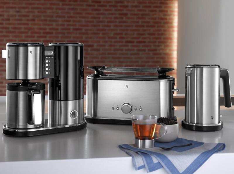 Technik zu Hause: WMF LINEO: Frühstücksset mit allen Raffinessen