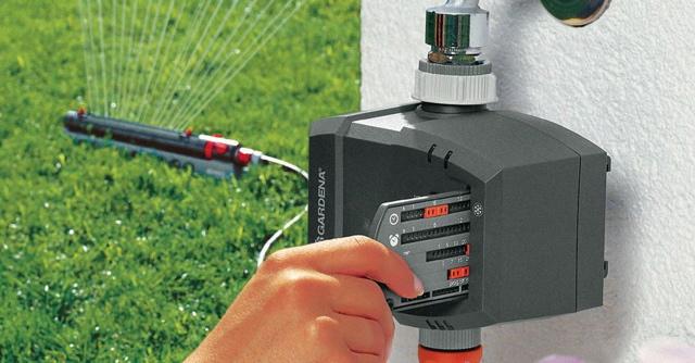 Technik Zu Hause Gardena T 1030 Card Automatische Bewasserung Und
